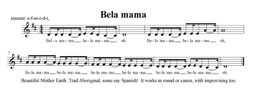 Bela Mama